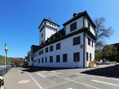 Alte Kurfürstliche Burg, Boppard