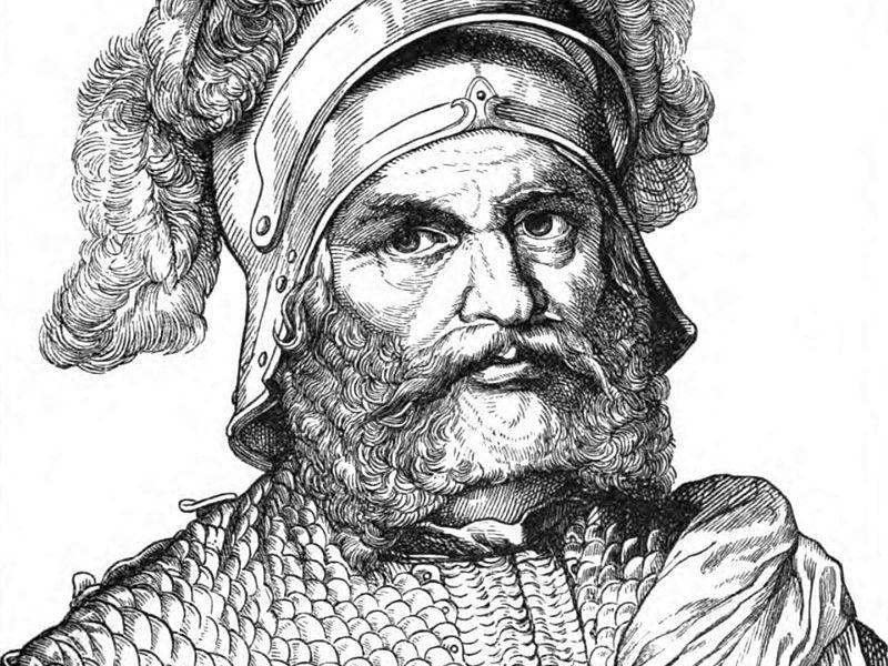 Georg von Frundsberg