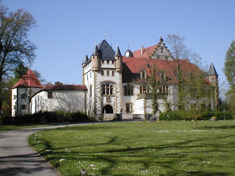 Castle Jagsthausen