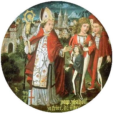 Bishop Poppo of Trier